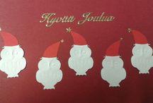 joulukortit/christmas cards / Joulu/christmas