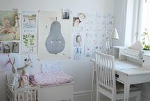 Baby Girl Room Redo
