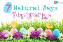 Eco Holidays - Easter / by Donna DeForbes @ Eco-Mothering