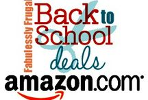 Back to School / Back to School Hairstyles and Deals / by Fabulessly Frugal