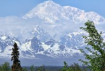 Alaska / Alaska is an amazing place. Here are some images taken in May, 2014.