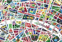 карты городов мира_илл
