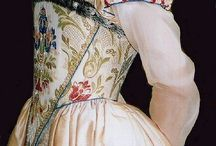 Elizabethan style costumes / by Sarah Slater