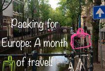 Europe Trip Tips