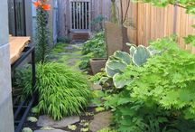 Tuin hoekjes