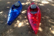 KAYAKS & STAND UP PADDLE BOARDS / We also rent by the hour or the day kayaks and stand-up paddle boards (SUPS).