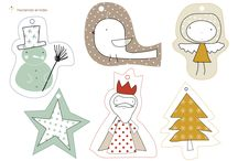 Free Gift Tags / by Melanie Collette