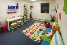Play Therapy Office / by Jenny Gomez