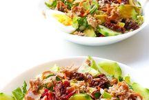 Healthy/quite healthy food