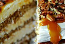Desserts...no holding back