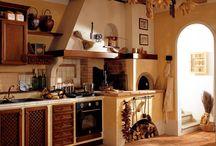 Cucine Rustiche In Muratura