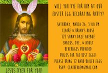 Easter Fun / by Making Happy Designs
