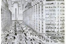 Futuristic citys