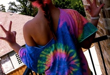 for the love of tye dye / by Angela Mollman Stomps