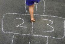 Kindergarten - Gross Motor Activities