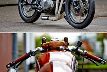 Motorcycle / Brat & Cafe Racer