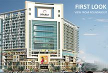 Fusion UFairia Greater Noida West-Retail Space / Fusion Buildtech has launched Fusion UFairia a commercial/retail space in Greater Noida West at affordable price. Call 9266629901