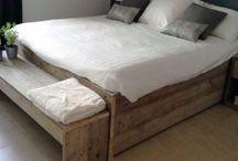 Slaapkamer / Ideeën voor een slaapkamer