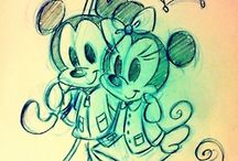 Mickey Mouse viejo