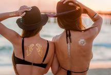 Beach V I B E S / Beach and Vacation style we <3!