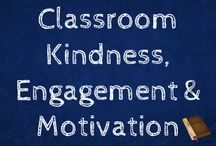 Classroom Engagement and Motivation / Great ideas engagement strategies &  motivational techniques!