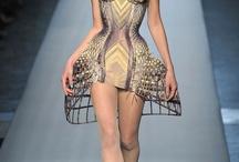 Avante Garde Fashionista
