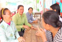 Help empower Cambodian Mothers with Mama's Threads / Mama's Threads wants to aid the mothers of Anjali by empowering them through employment, financial relief and support.