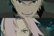 Naruto / Naruto Shippuden / Boruto