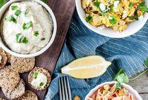 Mediterranean Food Inspiratioin