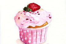 ART Food / ART Food, рисунки