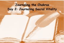 Powerful Journaling / Journaling for growth and healing.  Share your favorite journal ideas.