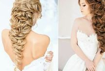 Long. hairstyles for wedding