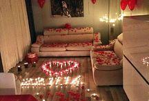 Romantikus ötletek