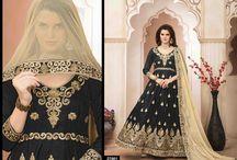 2644 Aanaya 27000 Banglory silk Salwar Kameez