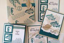 Cards - Nautical