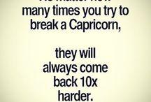 Capricorn♥