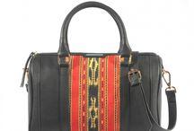 Women Boston bag by TEKAV LEATHER