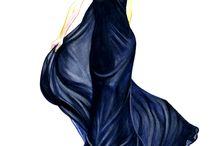 - fashion illustration -