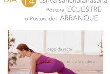 50 Posiciones Yoga
