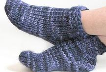Socks, Slippers & Legwarmers