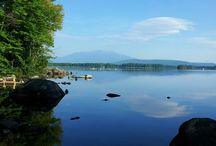 Scenes of Maine / by Deborah J. Hughes