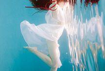 Underwater / by Nicki Ritchie