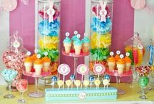 Girls Bday Party / by Jennie Tewell