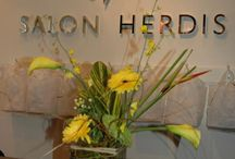 Our Salon & Day Spa / Salon Herdis is the perfect escape from the hustle & bustle of your busy life.