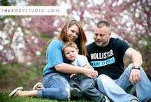 Family Poses / by Rebecca Birtcher