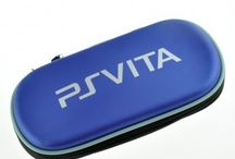 Consumer Electronics - Video Games & Accessories - PS Vita Accessories / by Gizga.com