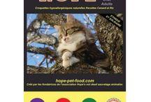 chat hope pet food croquettes naturelles