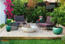 Garden Project / Now that the sun is out, it's time to get this garden in check. A few ideas for the perfect garden.
