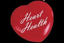 Feb Heart Month / by Elke Bettger