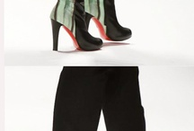 Fall 2013 - RTW - Shoes/Boots / by Forever Voguish / Relentlessly Flawless
